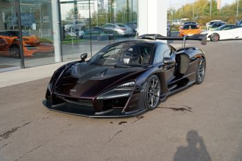 McLaren Senna Coupe  4.0 Semi-Automatic 2 door (2019) image
