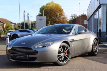 Aston Martin V8 Vantage Coupe 2dr [420] 4.7 3 door Coupe (2009)