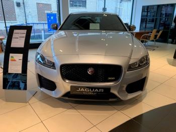 Jaguar XF 3.0d V6 300 Sport 4dr Auto 22018 - Privacy Glass - ***New & Unregistered Car*** Automatic Saloon (2018)