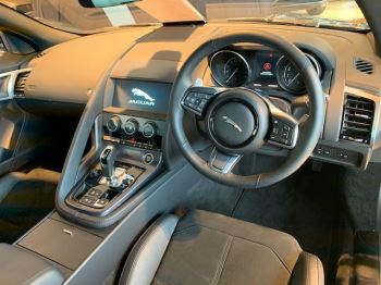 Jaguar F-TYPE Coupe 3.0 [380] Supercharged V6 R-Dynamic 2dr Auto - *** New & Unregistered Car*** image 8 thumbnail
