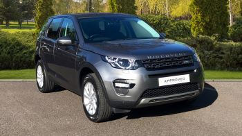 Land Rover Discovery Sport 2.0 TD4 180 SE Tech 5dr -  5+2 Seats  - Fixed Panoramic Roof  Diesel Automatic 4 door 4x4 (2017) image