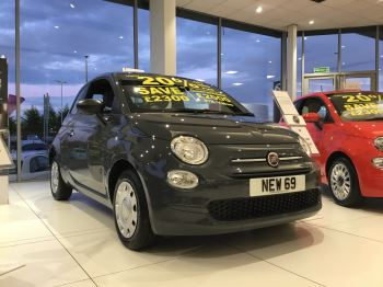 Fiat 500 1.2 Pop 3dr Hatchback (2019) image