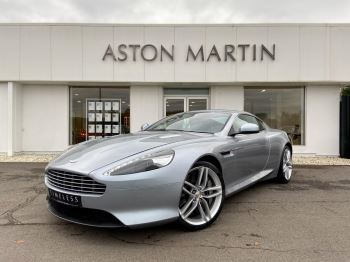 Aston Martin DB9 V12 2dr Touchtronic 5.9 Automatic Coupe (2014.5)