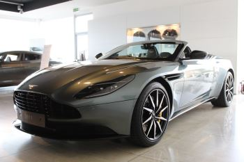 Aston Martin DB11 V8 Volante Touchtronic 4.0 Automatic 2 door Convertible (18MY)