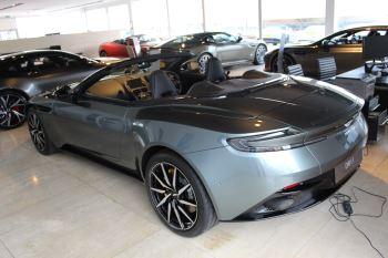 Aston Martin DB11 V8 Volante Touchtronic image 4 thumbnail