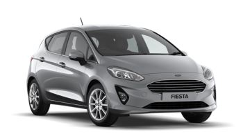 Ford Fiesta 1.0 EcoBoost Titanium [Nav] Powershift Automatic 5 door Hatchback (2018)