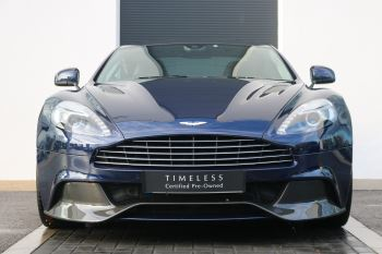 Aston Martin Vanquish V12 [568] 2+2 2dr Touchtronic 5.9 Automatic Coupe (2016) image
