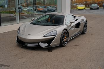 McLaren 570S Coupe SSG 3.8  Semi-Automatic 2 door Coupe (2016) image