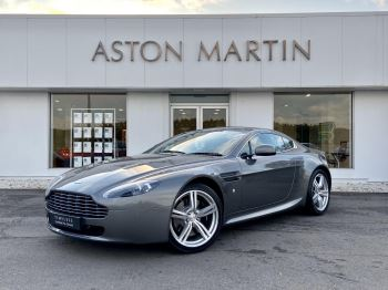 Aston Martin V8 Vantage Coupe 2dr Sportshift [420] 4.7 Automatic 3 door Coupe (2010.5)