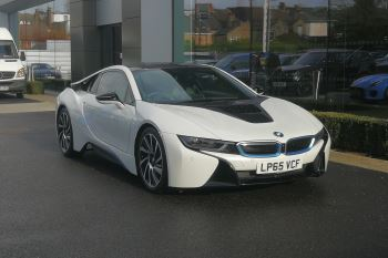 BMW i8 2dr 1.5 Petrol/Electric Automatic 5 door Coupe (2015)