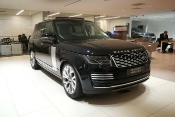 Land Rover Range Rover 4.4 SDV8biography Diesel Automatic 4 door 4x4 (2020)
