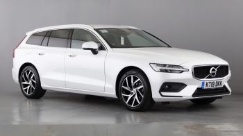 Volvo V60 2.0 D3 Momentum Pro 5dr with Rear Parking Camera and Convenience Pack Diesel Automatic Estate (2019)