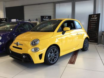 Abarth 595 1.4 T-Jet 145 3dr Hatchback (2019)