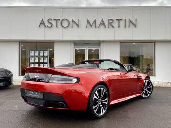 Aston Martin V12 Vantage S Roadster S 2dr Sportshift III image 6 thumbnail