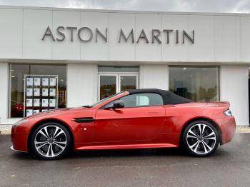 Aston Martin V12 Vantage S Roadster S 2dr Sportshift III image 9 thumbnail