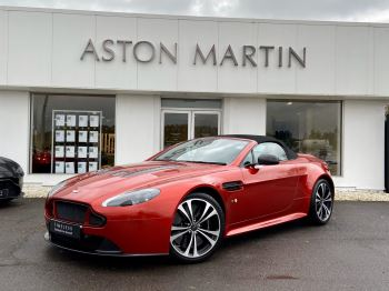 Aston Martin V12 Vantage S Roadster S 2dr Sportshift III 5.9 Automatic Roadster (2015.5)