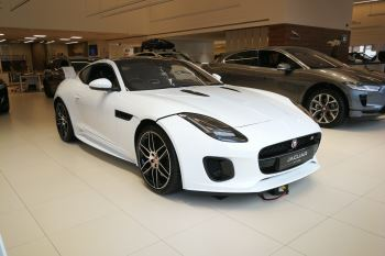 Jaguar F-TYPE 2.0 Chequered Flag SPECIAL EDITIONS 3.0 Automatic 2 door Coupe (19MY) image