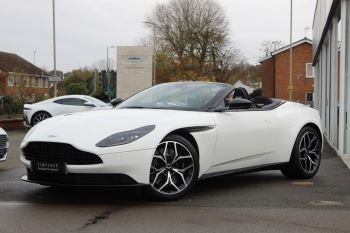 Aston Martin DB11 V8 Volante 2dr Touchtronic 4.0 Automatic Convertible (2019)