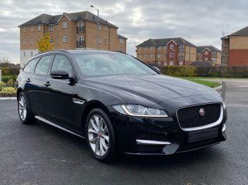 Jaguar XF SPORTBRAKE 2.0d [180] R-Sport 5dr Auto *MANAGERS SPECIAL* Diesel Automatic Estate (2019)