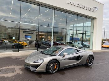 McLaren 540C Coupe  3.8 Semi-Automatic 2 door (2016)