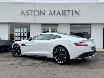 Aston Martin Vanquish V12 [568] 2+2 2dr Touchtronic image 6 thumbnail