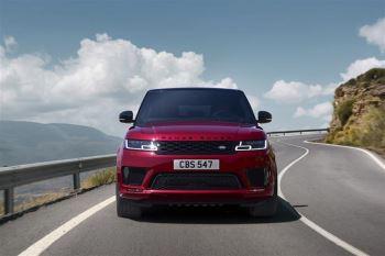 Land Rover Range Rover Sport 3.0 SDV6 Autobiography Dynamic 5dr Auto image 7 thumbnail