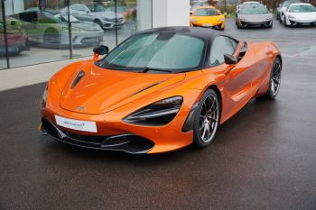 McLaren 720S Performance 4.0 Semi-Automatic 2 door Coupe (2017) image