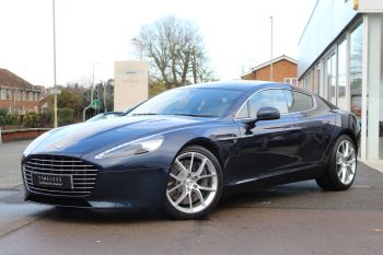 Aston Martin Rapide S V12 [552] 4dr Touchtronic III 5.9 Automatic 5 door Saloon (2018)
