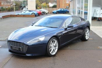 Aston Martin Rapide S V12 [552] 4dr Touchtronic III image 2 thumbnail
