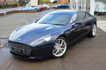 Aston Martin Rapide S V12 [552] 4dr Touchtronic III image 11 thumbnail