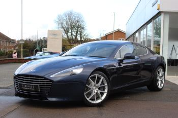 Aston Martin Rapide S V12 [552] 4dr Touchtronic III image 3 thumbnail
