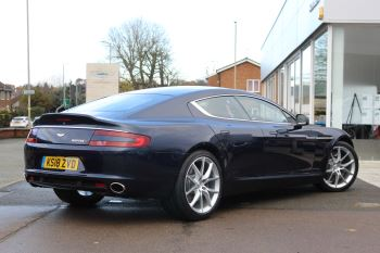 Aston Martin Rapide S V12 [552] 4dr Touchtronic III image 17 thumbnail