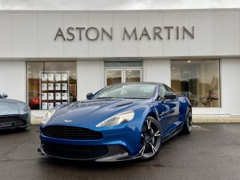 Aston Martin Vanquish S Coupe 6.0 Automatic 2 door (2018) image