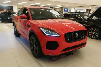 Jaguar E-PACE 2.0d 180 Chequered Flag Edition SPECIAL EDITIONS Diesel Automatic 5 door Estate (20MY)