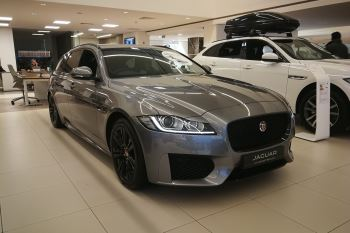Jaguar XF SPORTBRAKE 2.0d 180 Chequered Flag AWD SPECIAL EDITIONS Diesel Automatic 5 door Estate (20MY)