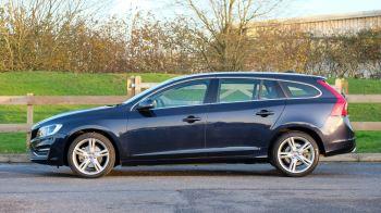 Volvo V60 D4 SE Lux Nav Auto, Winter Illumination & Family Pack, Sunroof, BLIS, VAT Reclaimable image 4 thumbnail