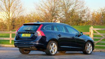 Volvo V60 D4 SE Lux Nav Auto, Winter Illumination & Family Pack, Sunroof, BLIS, VAT Reclaimable image 8 thumbnail