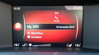 Volvo V60 D4 SE Lux Nav Auto, Winter Illumination & Family Pack, Sunroof, BLIS, VAT Reclaimable image 38 thumbnail