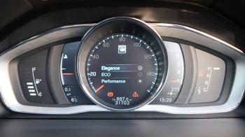 Volvo V60 D4 SE Lux Nav Auto, Winter Illumination & Family Pack, Sunroof, BLIS, VAT Reclaimable image 52 thumbnail