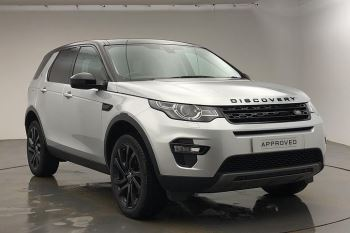 Land Rover Discovery Sport 2.0 TD4 180 HSE 5dr Diesel Automatic Hatchback (2019)
