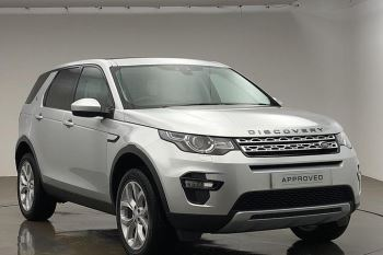 Land Rover Discovery Sport 2.0 Si4 240 HSE 5dr Automatic Hatchback (2018) image