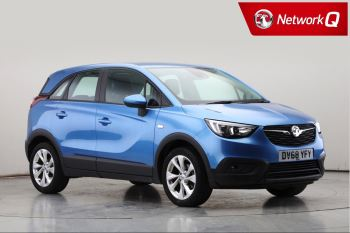 Vauxhall Crossland X 1.2T ecoTec [110] SE [6 Speed] [S/S] 5 door Hatchback (2019)