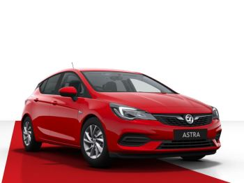 Vauxhall New Astra SE - Petrol and Diesel