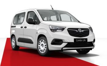 Vauxhall Combo Life Design 1.2 Turbo Start/Stop  thumbnail image