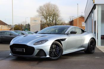 Aston Martin DBS Superleggera V12 2dr Touchtronic 5.2 Automatic Coupe (2019)