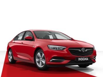 Vauxhall Insignia Grand Sport DESIGN NAV 1.5 165PS Turbo  thumbnail image