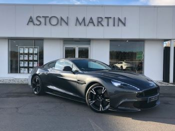 Aston Martin Vanquish S V12 Ultimate Edition [595] S 2+2 2dr Touchtronic image 3 thumbnail