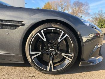 Aston Martin Vanquish S V12 Ultimate Edition [595] S 2+2 2dr Touchtronic image 11 thumbnail