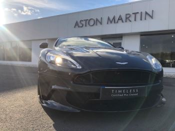 Aston Martin Vanquish S V12 Ultimate Edition [595] S 2+2 2dr Touchtronic image 16 thumbnail