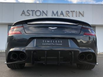 Aston Martin Vanquish S V12 Ultimate Edition [595] S 2+2 2dr Touchtronic image 8 thumbnail